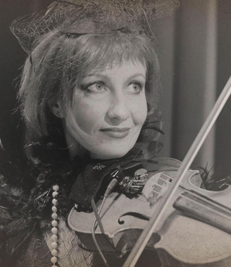 Agata Riley Violine