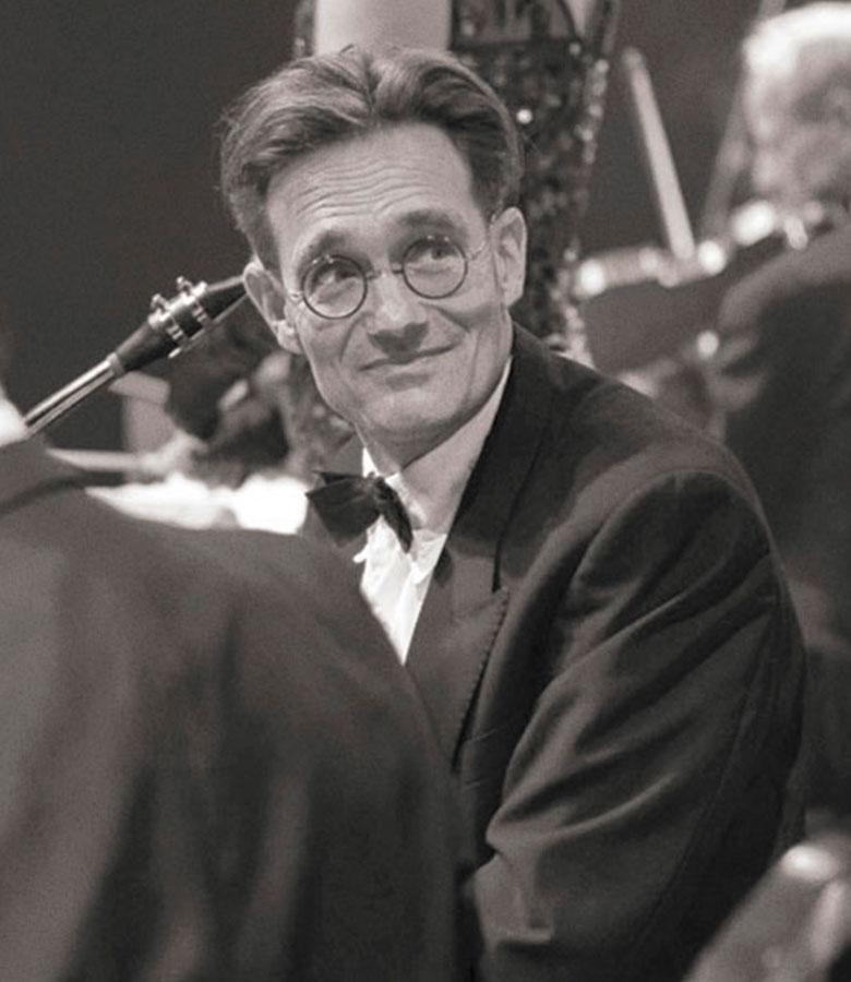 Oliver Albrecht Baritonsaxophon, Akkordeon
