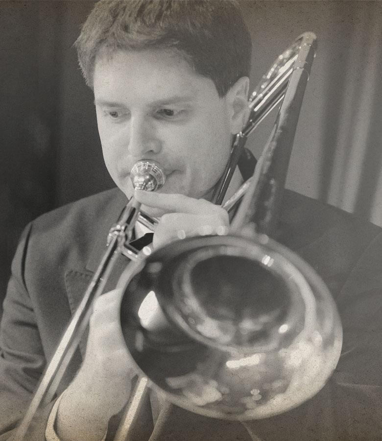 Steffen Jäger Posaune